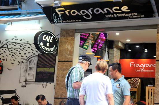 ‪Fragrance Cafe & Restaurant‬