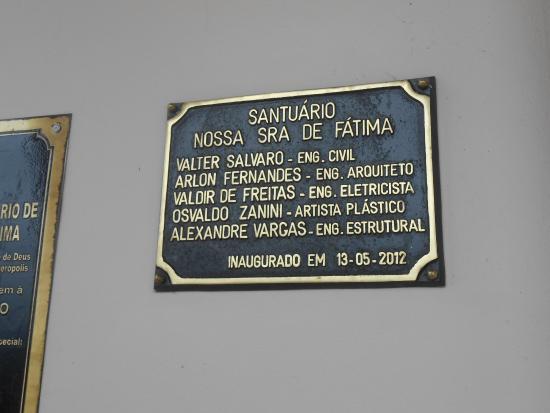 Santuario de Nossa Senhora de Fatima