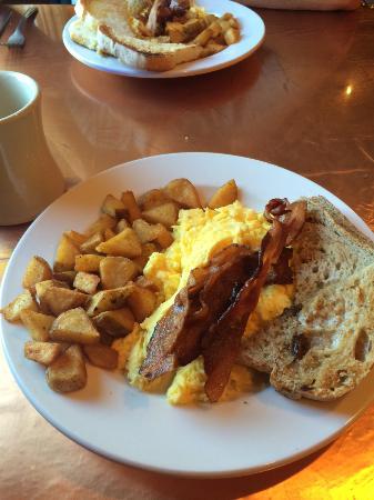 Hole In One: Breakfast
