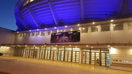 Coliseo Municipal la Tortuga