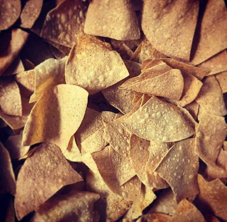 Elkhart Lake, WI: Homemade Tortilla Chips