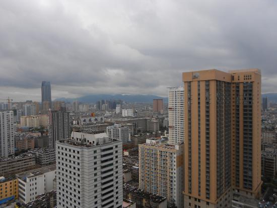 IC Holiday Shun Cheng Serviced Apartments : nice view