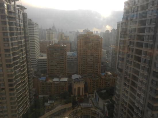 IC Holiday Shun Cheng Serviced Apartments : view from room