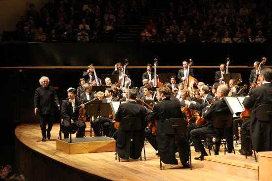 Paris Sir Simon Rattle Orch Philharmon De Berlin A La