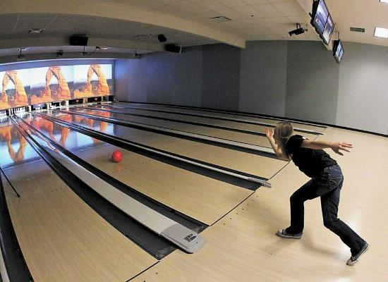 Grand Junction, CO: Spin City Ten Pin City Bowling Family Fun