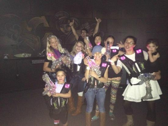 Grand Junction, CO: Spin City family fun Laser Tag