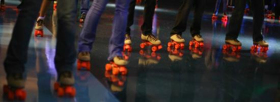 Grand Junction, Κολοράντο: Spin City roller skating rink family fun