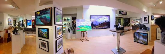 Mountain Galleries at the Fairmont
