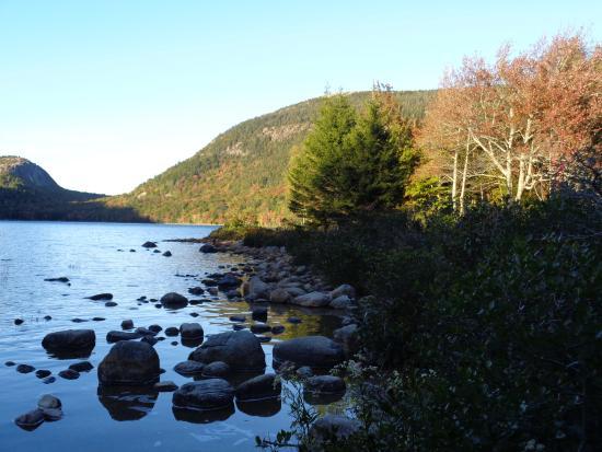 Seal Harbor, ME: Lake views