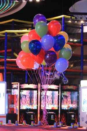Grand Junction, Κολοράντο: Spin City birthday parties