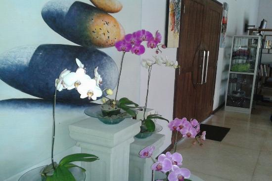 Junjungan Suite Villa: Lobby