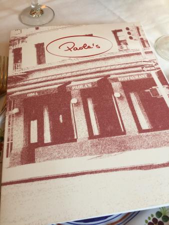 Paola S Restaurant Nyc