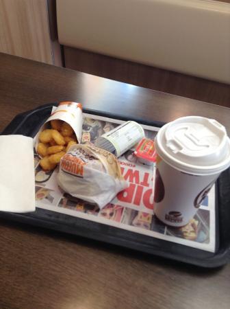 Burger King: Burger