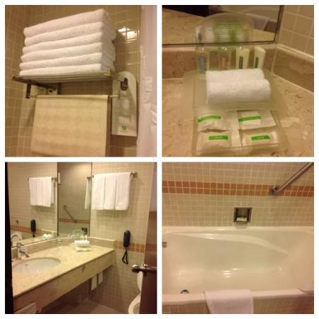 Holiday Inn Singapore Atrium: Bathroom U0026 Toiletries