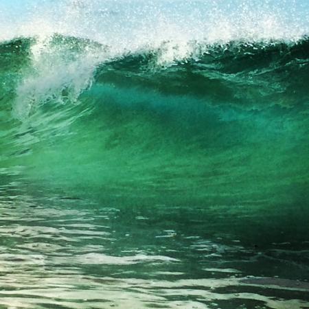 Paia, هاواي: Makena Waves