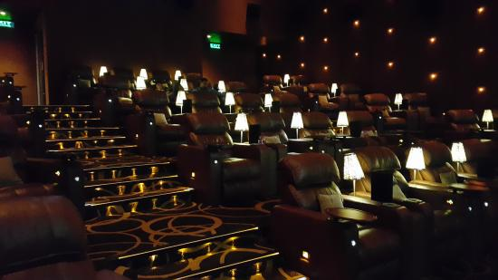 ‪PVR Cinemas - PVR Gold Class‬