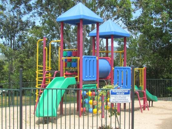 Atherton Halloran's Leisure Park: Play Ground