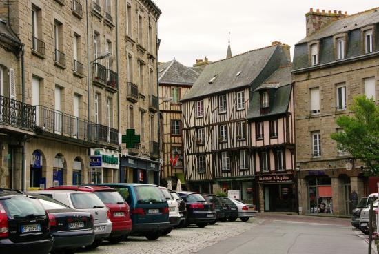 Dinan superbe ville médiévale