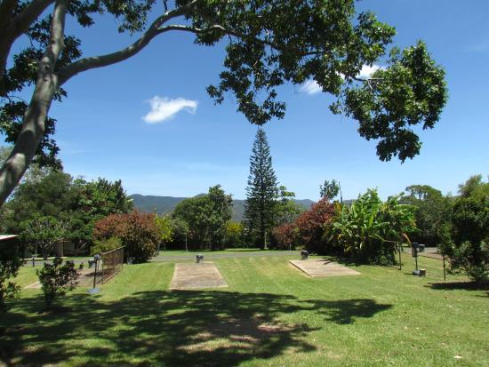 Atherton Halloran's Lesiure Park: Caravan Sites