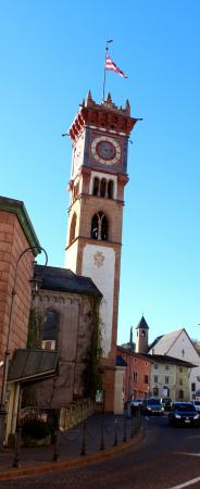 Cavalese, Italy: Campanile
