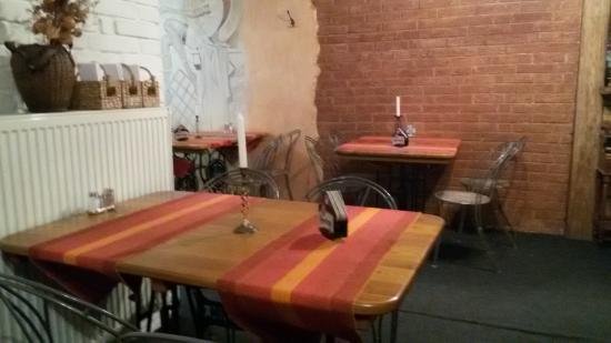 Pension Antica: Ресторан