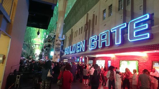 Golden Gate Hotel & Casino: 1