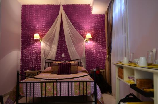 Pension Filyra : Room Decor