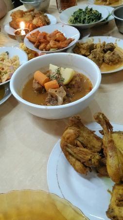Rumah Makan Padang Medan Baru