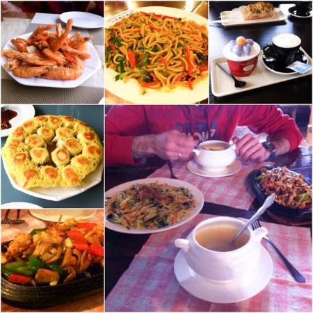 """BiDeBao Western Restaurant : Наш """"скромный"""" ужин"""