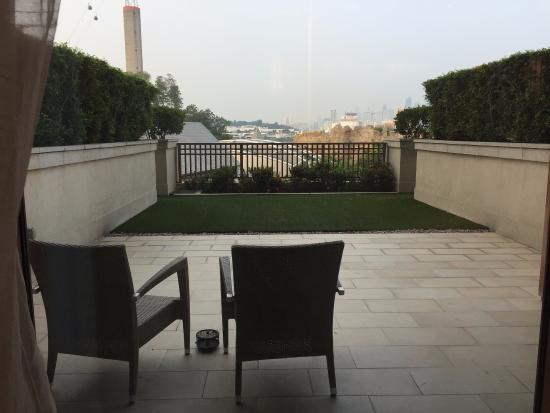 equarius hotel deluxe suites. Resorts World Sentosa Equarius Hotel Garden Suite Balcony Deluxe Suites