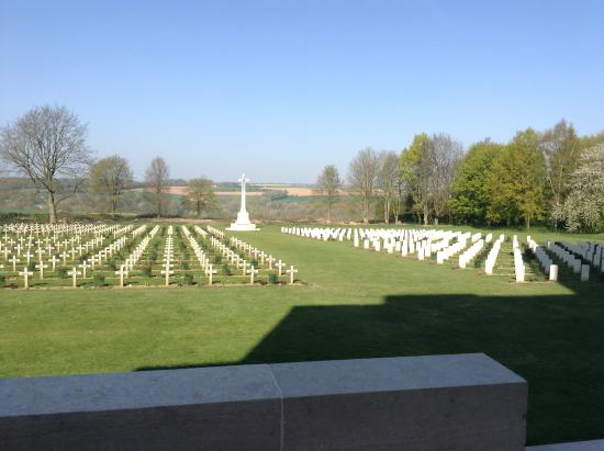 Somme, France : The grounds