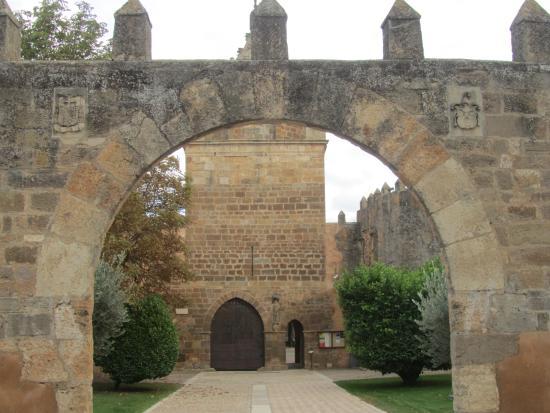 Vera de Moncayo, España: entrada