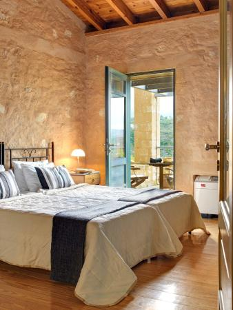 Gavalochori, Grèce : Twin bedroom