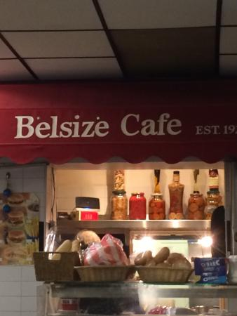 Belsize Cafe and Diner 274 Belsize Rd London