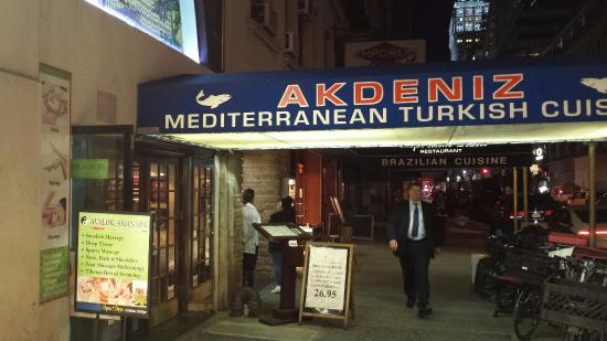 Picture of akdeniz new york city tripadvisor for Akdeniz turkish cuisine nyc