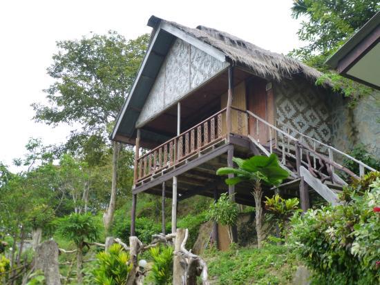 Bamboo Bay Resort: Diesen Bambus-Bungalow hätte ich nehmen sollen