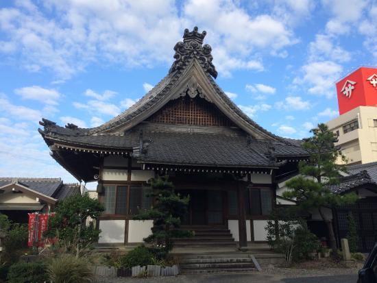 Jingu-ji Temple