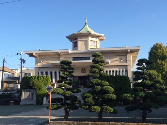 Ryunen-ji Temple