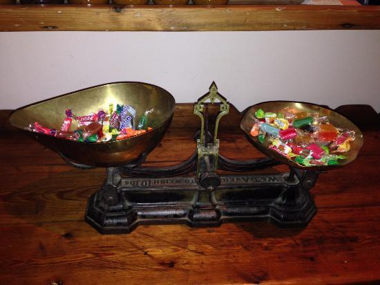 Skinkikofi B&B: Sweets after breakfast