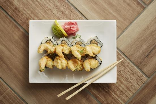 Rock shrimp tempura roll picture of koi fourways