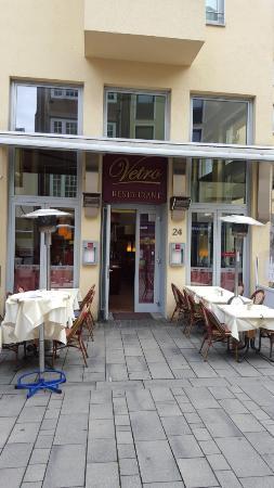 Vetro Restaurant