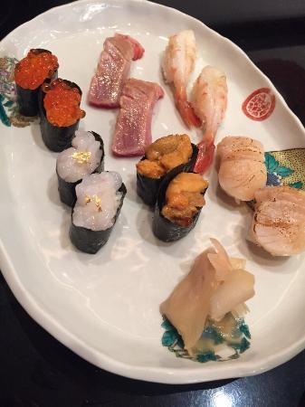 Kanazawa Maimon Sushi Umebachitei
