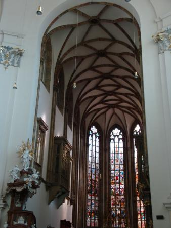 Brno, Tjekkiet: интерьер