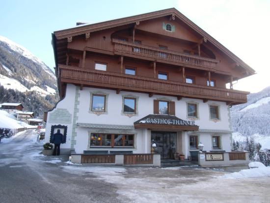 Gasthof Thanner: Entrée de l'hôtel