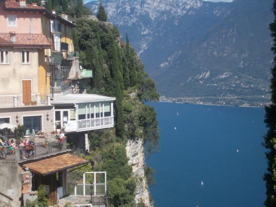 La terrazza del brivido - Picture of Lago di Garda, Garda - TripAdvisor