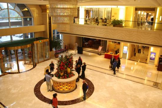 Lijingwan International Hotel Lobby