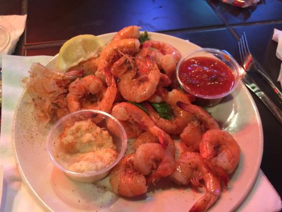 U peel em shrimp - Picture of Jazz A Louisiana Kitchen, Kansas ...