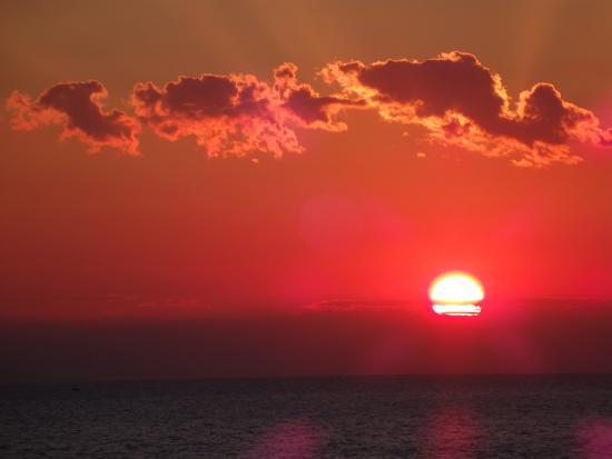 Portovenere sunset - Foto di Residence Le Terrazze, Porto Venere ...