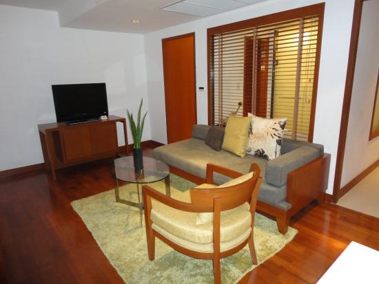 Woodlands Suites Hotel: Executive Suite