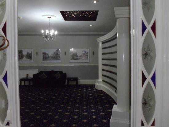 Lowenac Hotel: Entrance